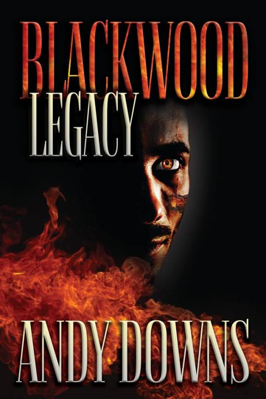 Blackwood Legacy - Paranormal Thriller [Kindle Edition]
