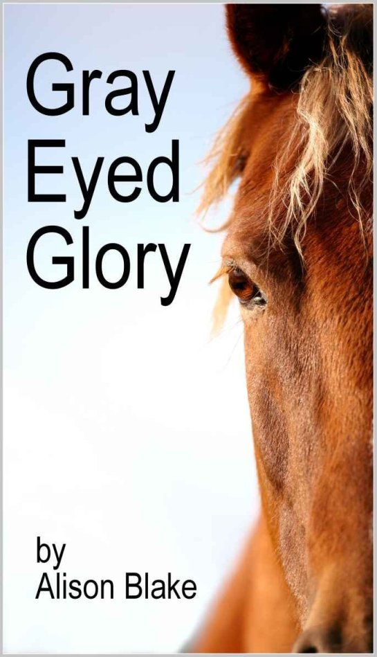 Gray Eyed Glory [Kindle Edition]