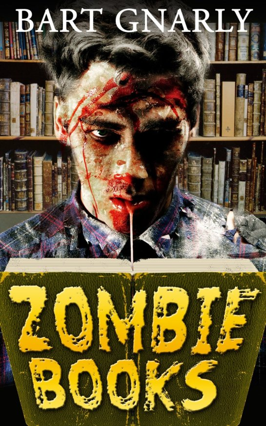 Zombies must eat...yum....
