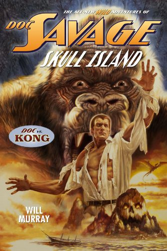 King Kong Lives in this spin tingling story of Skull Island.