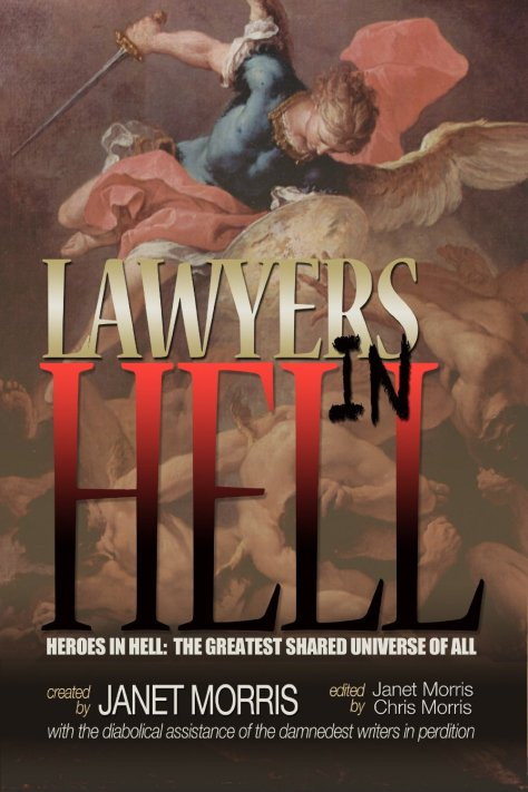 Lawyers in Hell...well it's about time!