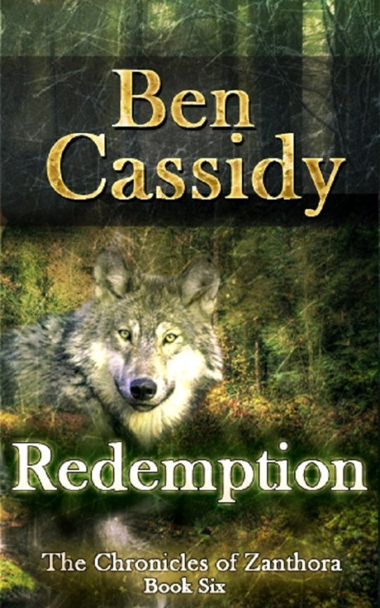 Be Cassidy continues his outstanding chronicle series Zanthora, with this thrilling addition, Redemption!
