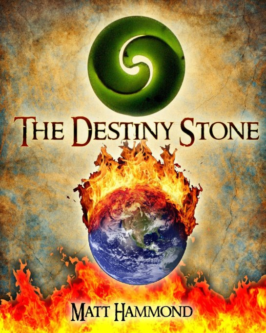 Imagine a fuse that take centuries to burn.....The Destiny Stone...