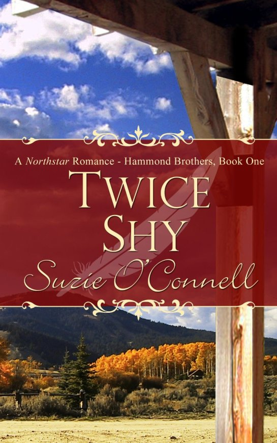 Featured Book of the Week - Twice Shy by Suzie O'Connell