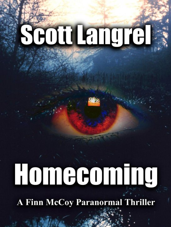 This Weeks Featured Book - Homecoming by Scott Langrel