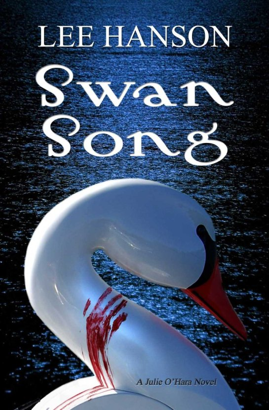 Death in a Swan Boat...Love it!