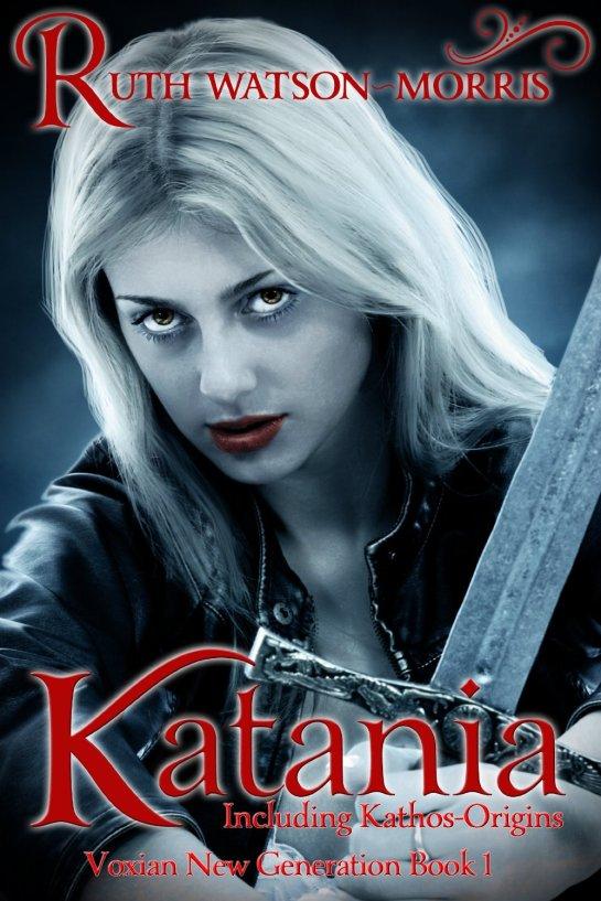 Vampire Warriors Riding Dragons...Gotta Read This!