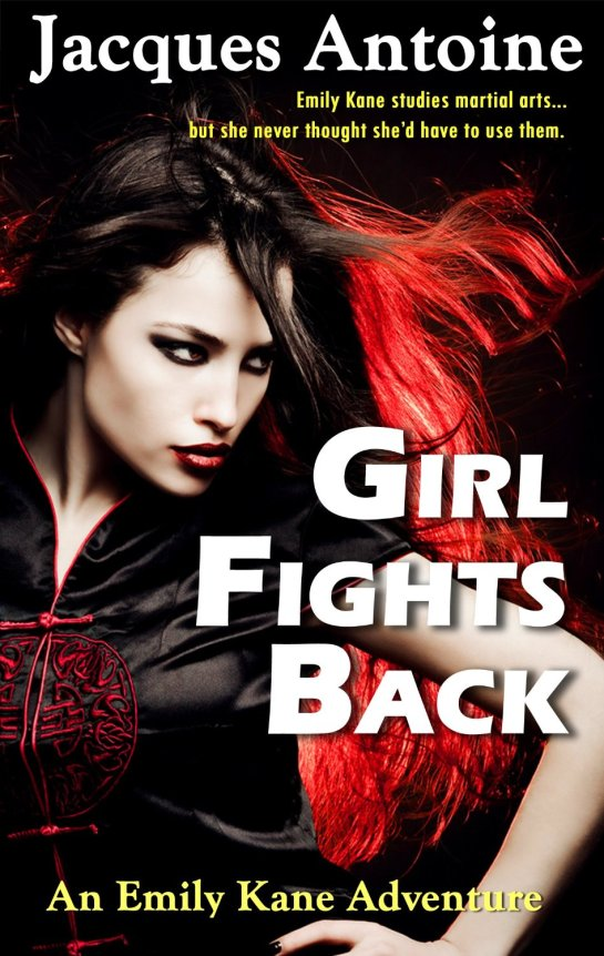 Featured Book of the Week - Girl Fights Back