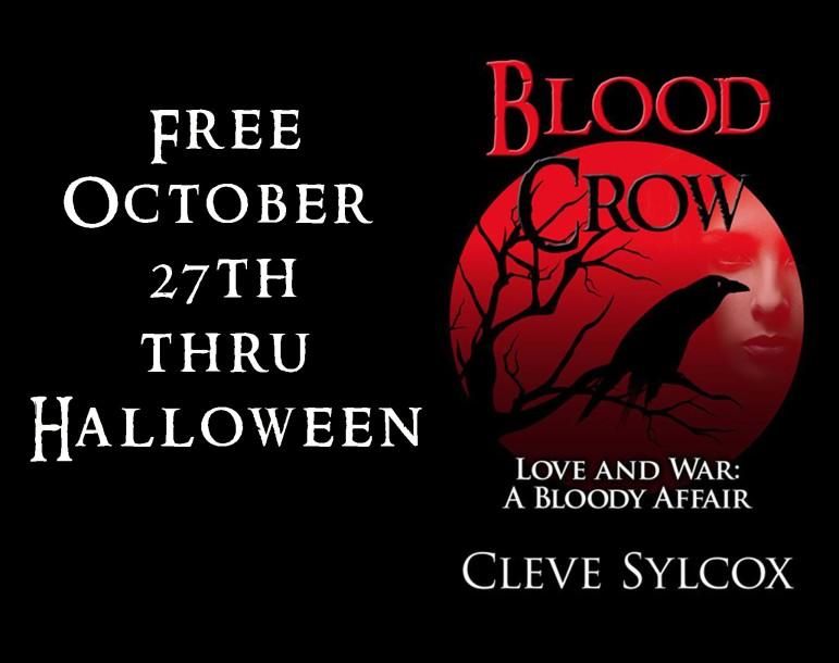 bllod crow ad